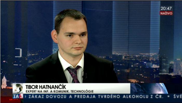 Tibor Hatnancik TA3